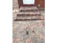 Driveways, Block paving, Patios ,Landscaping, Brickwork and Fencing by MS Paving LTD