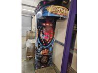 Boxer,arcade machine,