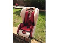 Recaro Young Expert Plus car seat and base