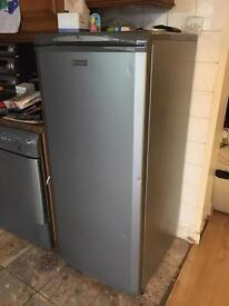 Silver Fridge with good capacity