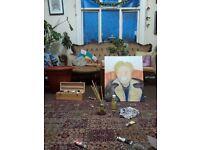 Musician & Artist need a home!