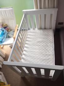 Cot Bed - Australian Boori