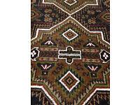 Ethnic Rug/Carpet 100% Wool