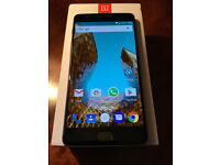 One plus 3 / 64GB / Titanium / Unlocked