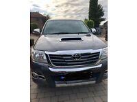 Toyota, HILUX, Pick Up, 2015, Automatic, 2982 (cc)