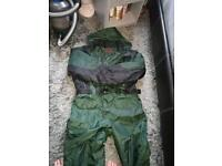 brand new fishing suit
