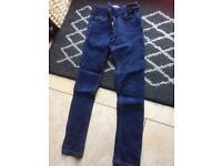 Girls jeans 7-8yrs
