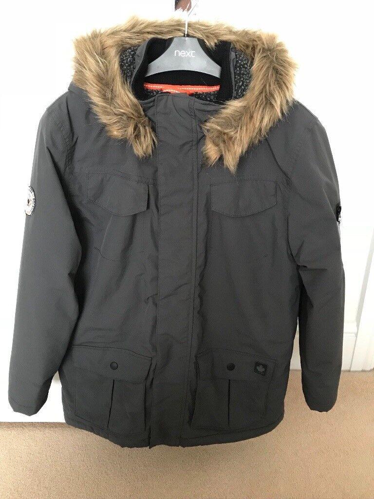 00f7c664cada Boys Parka Coat