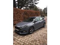 High Spec Stealth Grey Ford Focus 2.0 TDCI ST-3 5dr start/stop