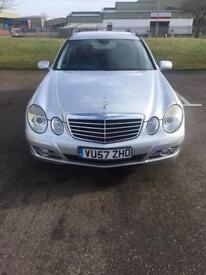 Mercedes E280 cdi estate