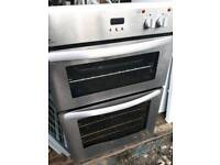 Double oven for sale.