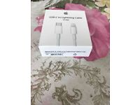 Apple USB-C To Lightning Sync Charger Cable iPhone 12 11 X 8 7 6S 6 SE 5S 5 iPad Pro 12.9/9.7inch
