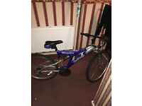 Bicycle for rent £6