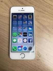 Apple iPhone 5s 16gb Gold Great condition unlocked