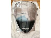 GSXR1000 2016 Smoked Racing Wind Shield Screen