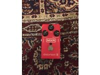 MXR III Distortion Pedal