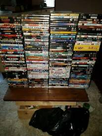 DVD Job lot Mixed Genre