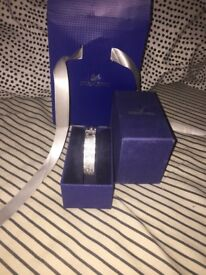 Genuine Swarovski bracelet
