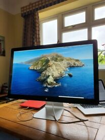 """Apple 27"""" Thunderbolt Display, excellent condition"""