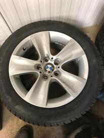 5 series winter wheels