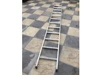 3.5 meter aluminium ladder