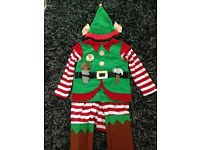 Elf costume age 5-6
