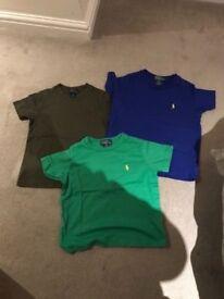 Boys Designer T shirts 2-3