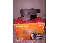 canon g45 hi8 camcorder