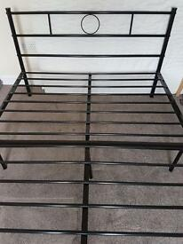 Double bed as new
