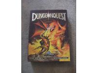 Board Game - Dungeonquest 1987 - Games Workshop