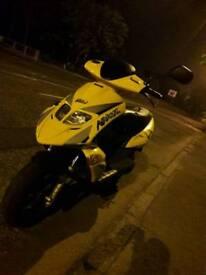 Benelli namura k2 Yamaha 49cc moped