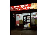 Pizza Take Away and Delivery for Sale in Heart OF London