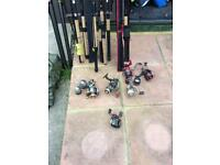 Coarse fishing equipment