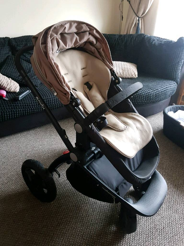 Carry cot/pushchair