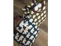 Lunch bags, brand new,