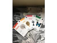 Higher revision books bundle