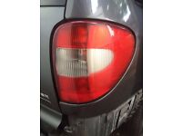 CHRYSLER GRAND VOYAGER REAR DRIVER SIDE LIGHT