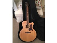 Tanglewood TW155 with case