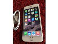 Apple iPhone 6 128gb Silver/Space Grey UNLOCKED