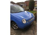 Vw lupo automatic , 92000 miles 1.4