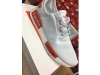 Adidas Supreme wht/red (uk 6-10)