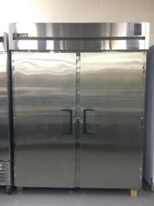 REACH-IN COOLERS AND FREEZERS-USED