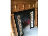 Pine Fireplace-lovely condition