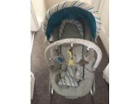 Baby chair very good condition