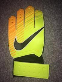 Size 8 goalie gloves