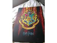 Harry Potter canvas and cushion cover