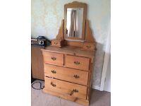 Bedroom & Bathroom furniture for sale