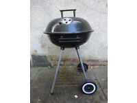 Barbecue Griller With Cover