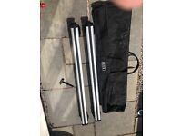 Genuine Audi Q5 roof bars (2009-2012 model)