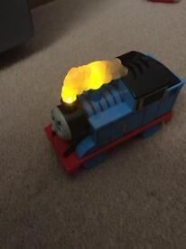 Moving light up noisy thomas